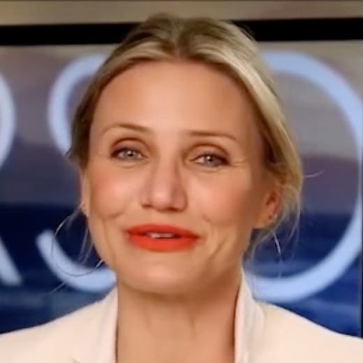 Cameron Diaz talks about how easy TM is